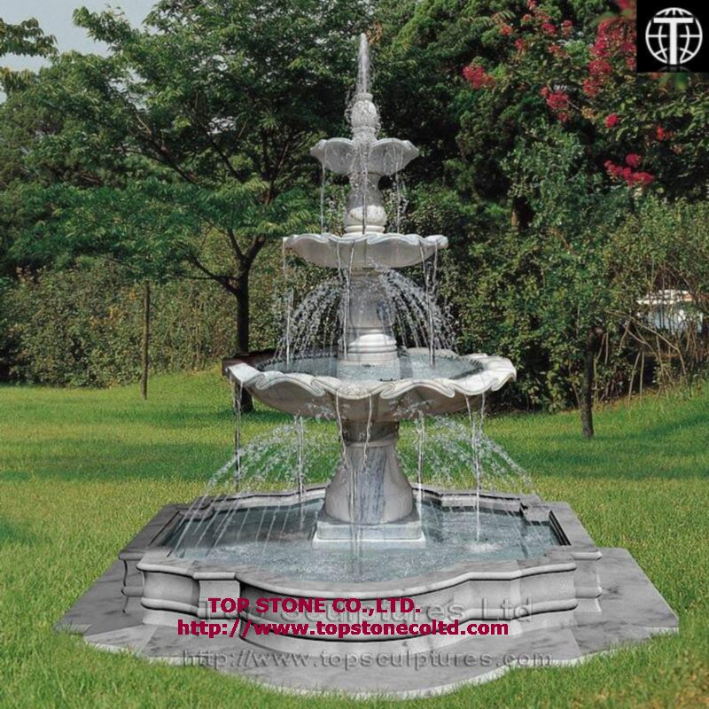 Water Fountain China Professional Stone Products Supplier